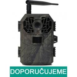 Fotopast BUNATY FULL HD GSM + kovový ochranný box v ceně 890 Kč + 16GB karta + baterie zdarma